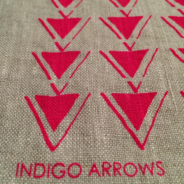 Indigo Arrows